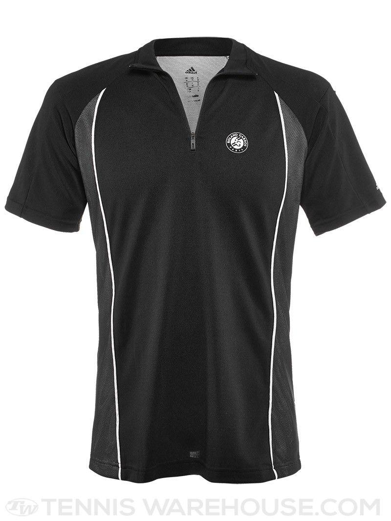 Adidas Roland Garros Tennis Polo Shirt Mens Nils Stucki