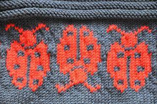 makey vicky: ladybird dress