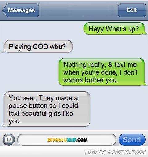Said No Gamer Ever... - LolSnaps