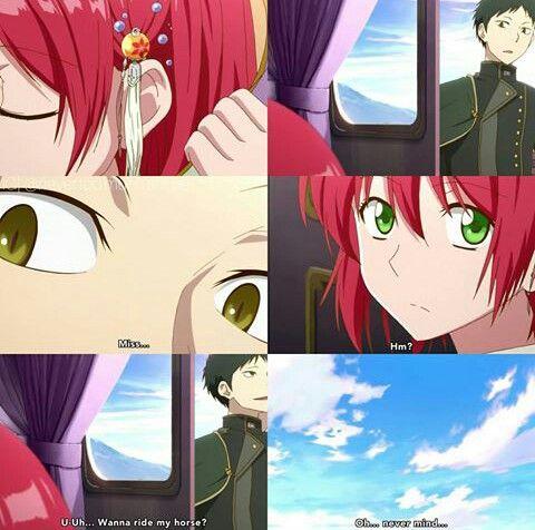 Akagami No Shirayuki Hime Season 2 Episode 2 Shirayuki