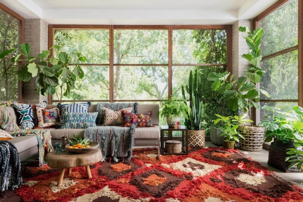 Future house boho home
