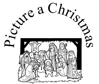 Picture A Christmas Flipchart.Picture A Christmas Flipchart Coloring Book Christmas Fun