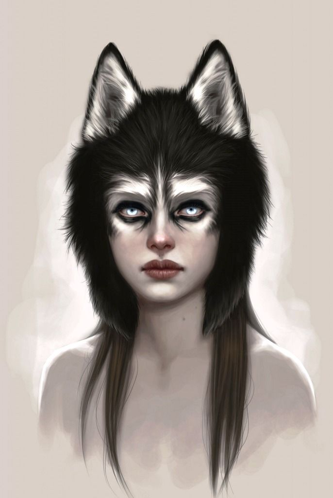 Halloween 2020 Animales Makeup Amazing 25 Halloween Wolf Makeup Ideas   Happy Halloween Day