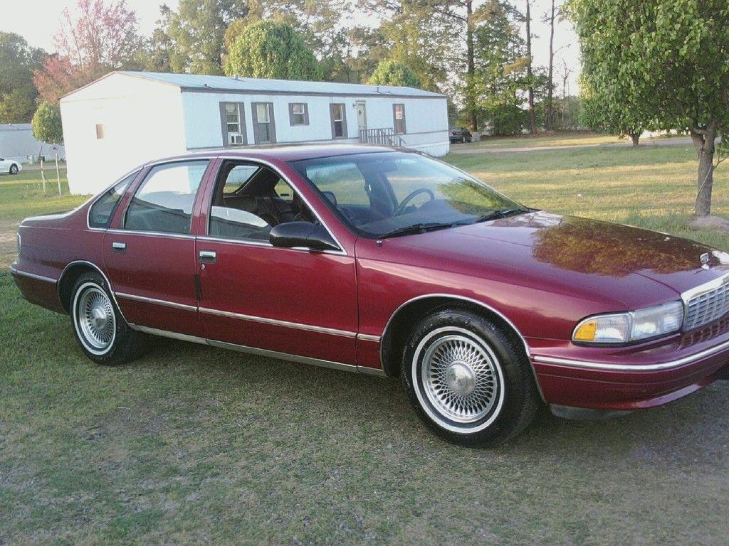 All Chevy 96 chevrolet caprice : 95 Caprice Classic-http://mrimpalasautoparts.com   1993-96 ...