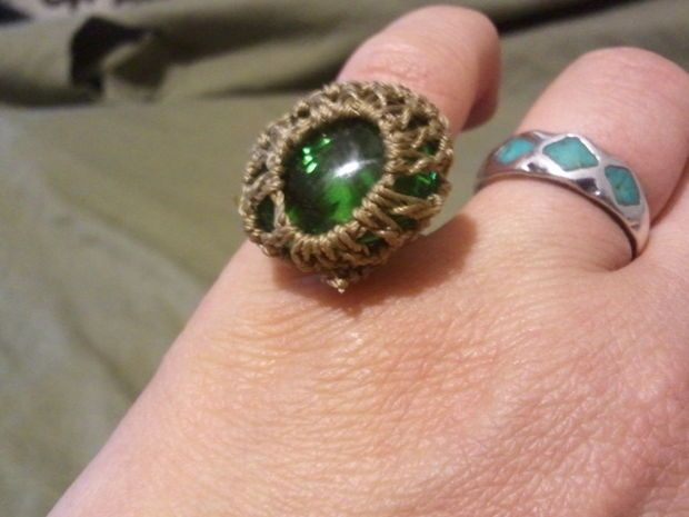 Picture of Crochet Ring