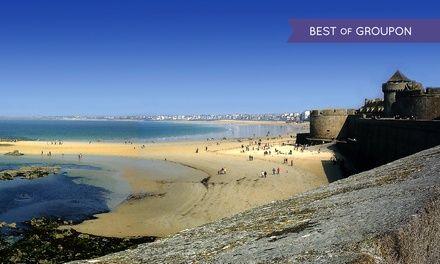Saint Malo Golf Resort Le Tronchet à Le Tronchet : Escapade gourmande à Saint-Malo: #LETRONCHET 79.00€ au lieu de 141.00€ (44% de réduction)