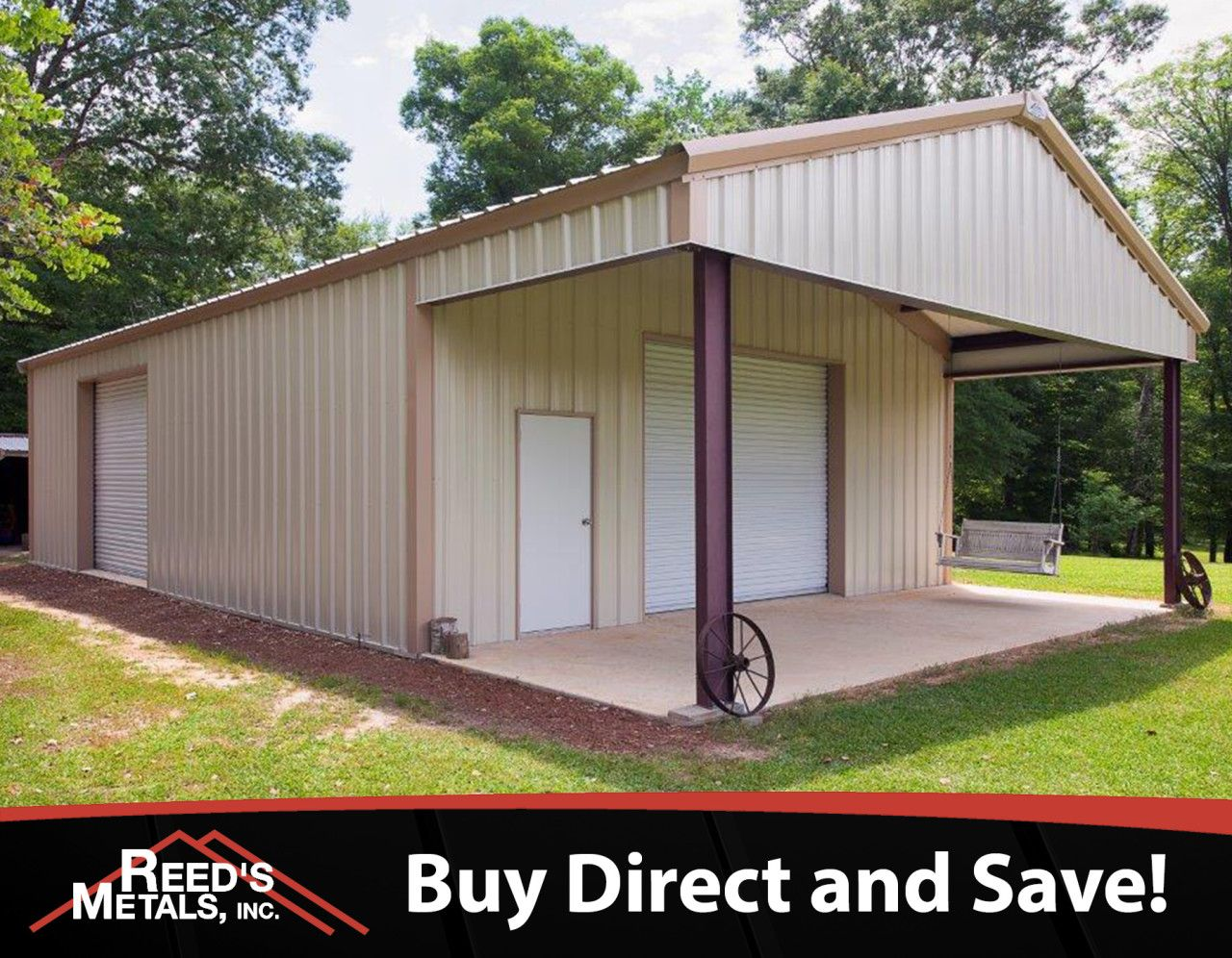 If You Re Looking For A Durable Pre Engineered Steel Building To Solve All Of Your Storage Problems Look No Further Metal Buildings Steel Buildings Building