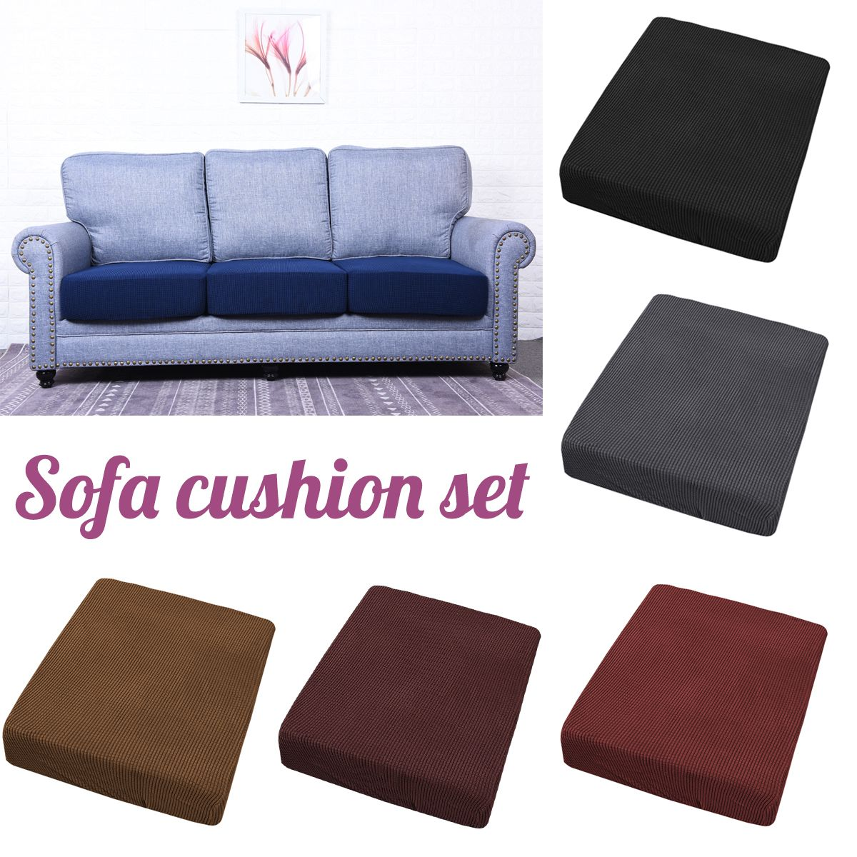 10 Sofa Cushion Covers Replacement Most Awesome As Well As Stunning Cushions On Sofa Seat Cushion Covers Sofa Seat Cushions