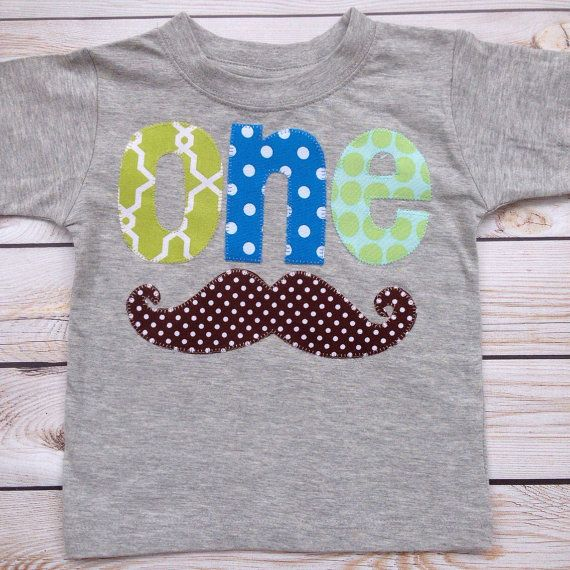 sweet sprouts little man mustache 1st birthday by ohsweetsprouts