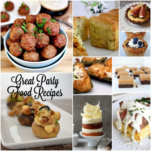 New years eve party food ideas and block party food food ideas new years eve party food ideas and block party rae gun ramblings forumfinder Choice Image