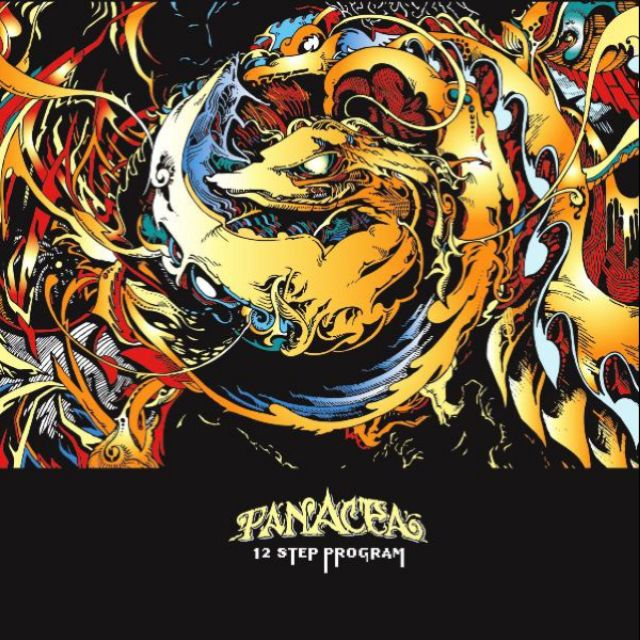 "#NowPlaying the ""12 Step Program"" album by Panacea (2010). It's a really underrated album...unique sounds and amazing poetry. #HipHop"
