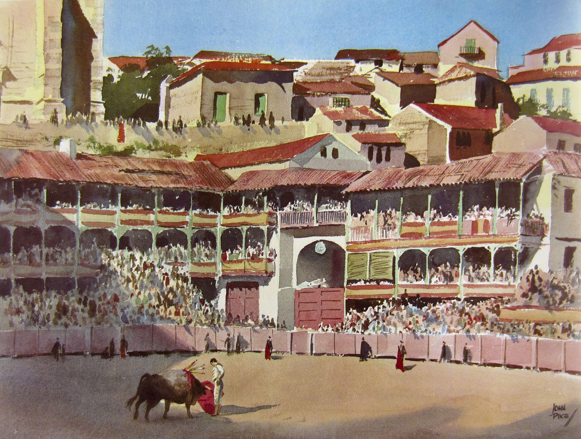 History of watercolor art - John Pike Watercolor