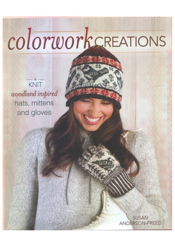 Susan Anderson-Freed - Colorwork Creations». Обсуждение на ...