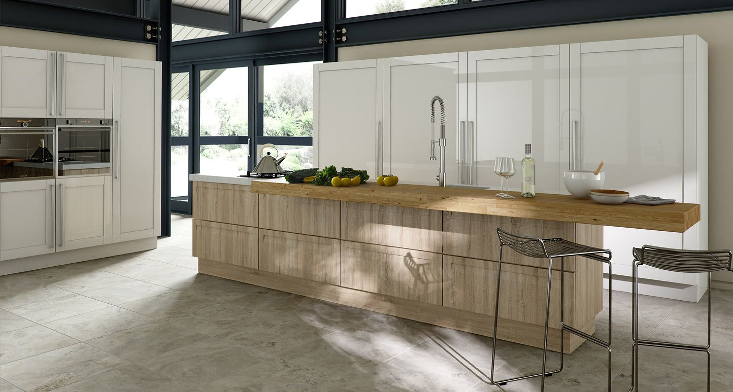 Who would not like to have fitted kitchens in their house