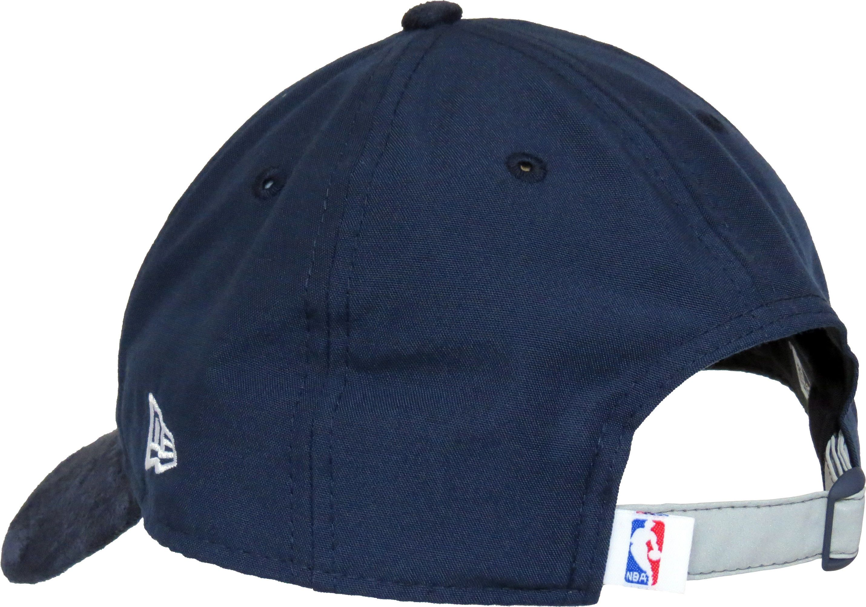 2a00ddee832 New Era 920 NBA 2017 Draft On Court Adjustable Cap Navy Blue