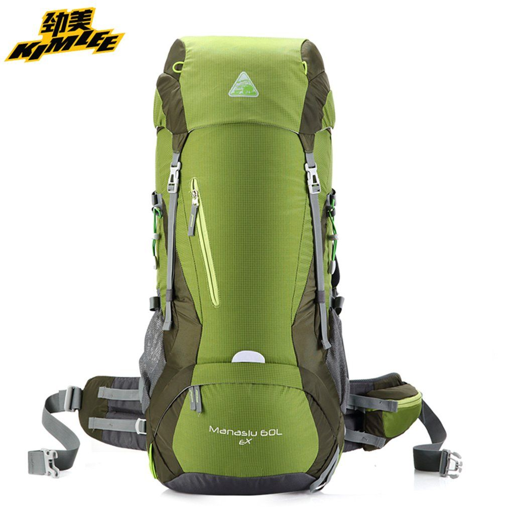 5837e43de245 Ship From Russia & China) KIMLEE 60L Large Capacity Backpack ...