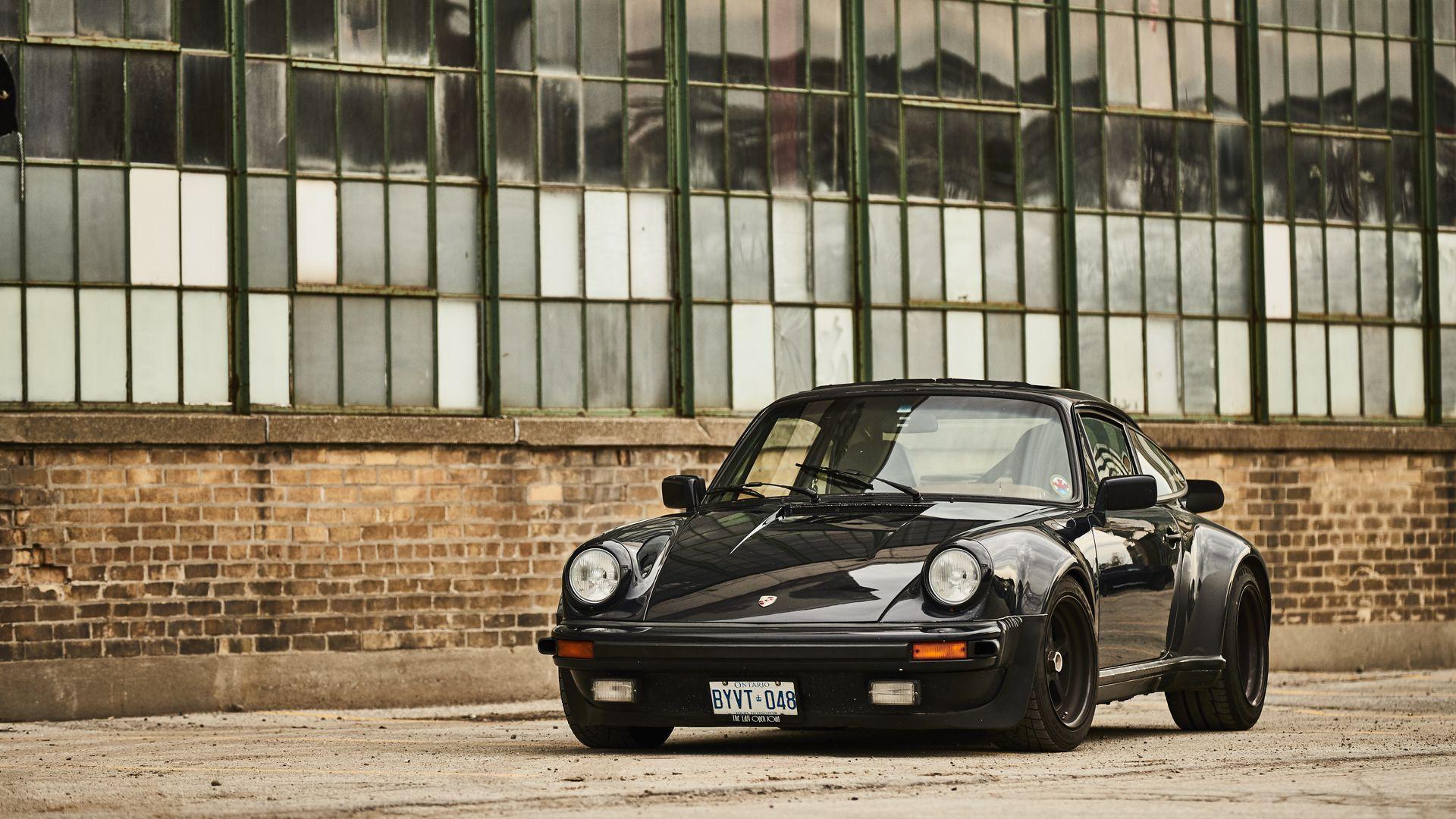 Bill Maceachern Y Su Porsche930 Porsche 930 Retro Cars Porsche