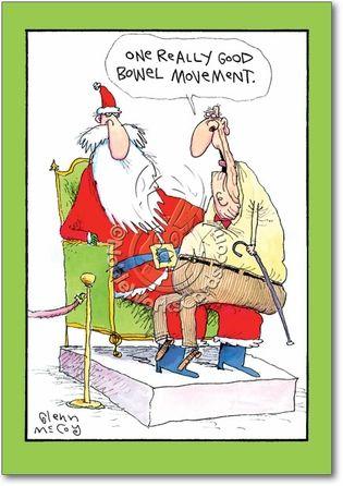 One Good Bm Card Funny Christmas Cartoons Funny Christmas Pictures Funny Cartoons