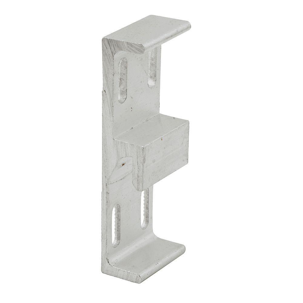 Prime Line 1 1 16 In Wide Extruded Aluminum Sliding Door Keeper Aluminium Sliding Doors Sliding Doors Sliding Door Design