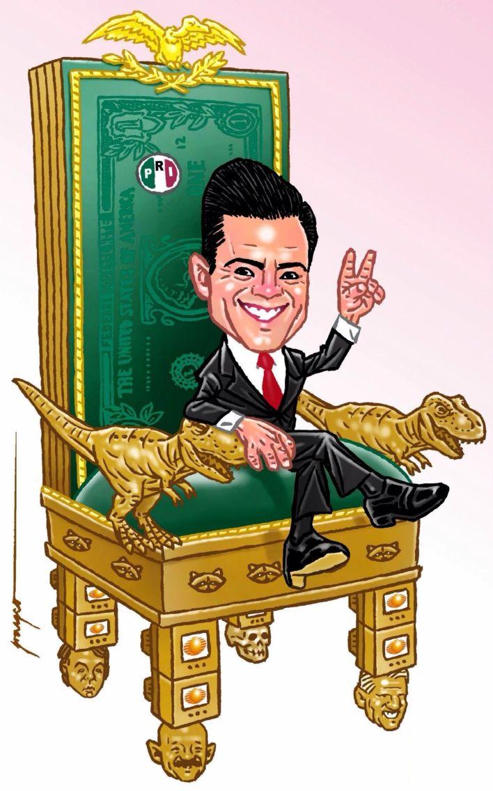 Enrique Peña Nieto - Presidente de México   Activismo político ...