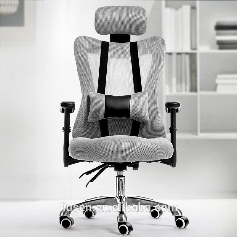 Wholesale Price Computer Office Furniture Full Mesh Reclining