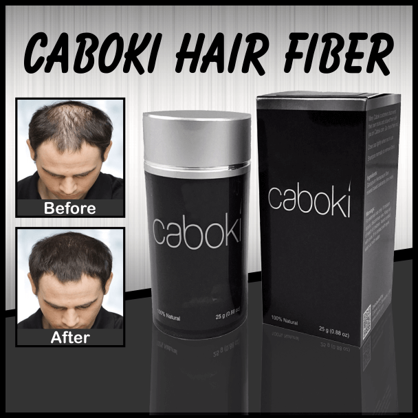 caboki hair fiber side effects