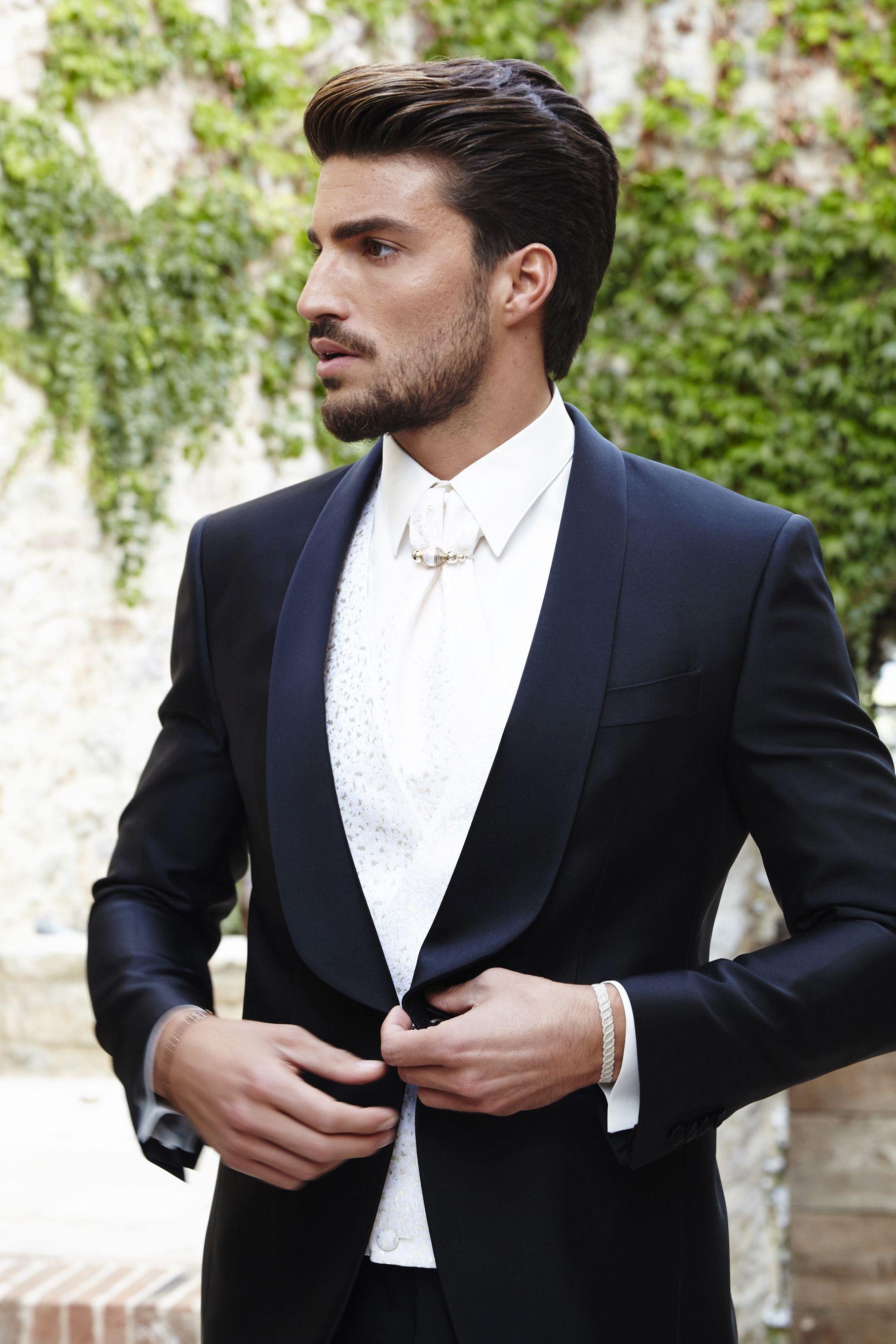 marianodivaio wearing carlo pignatelli for his wedding