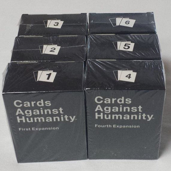best 25 cards against humanity expansion ideas on pinterest games against humanity humanity. Black Bedroom Furniture Sets. Home Design Ideas