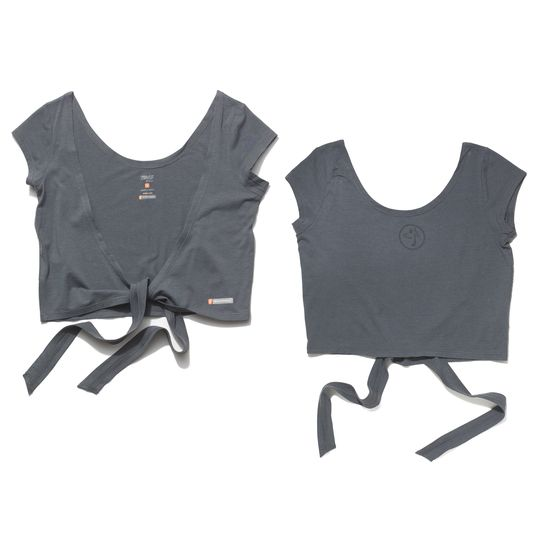 4dde834e5fcb Zumba cropped wrap top. I can DIY this for sure. | Sewing Projects ...
