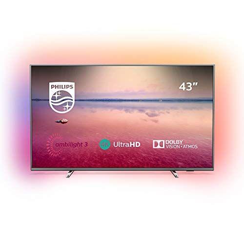 Descuento Del 7 Philips Tv Led 108 Cm Philips En 2020