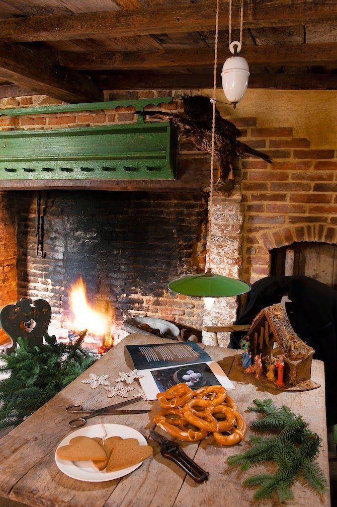 HOME & GARDEN: Une maison du XVIe siècle restaurée