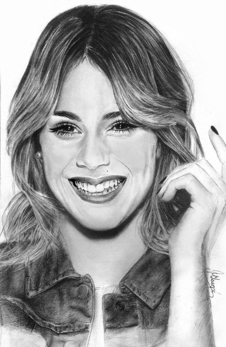 Draw Of Tini En 2019 Martina Stoessel Dibujos Y