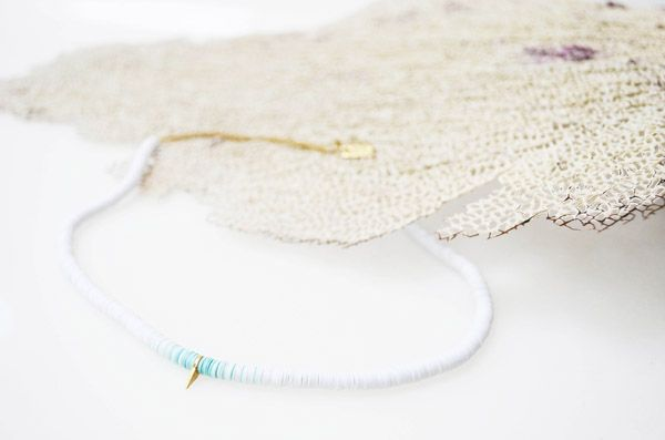 Mykonos Short Single Necklace