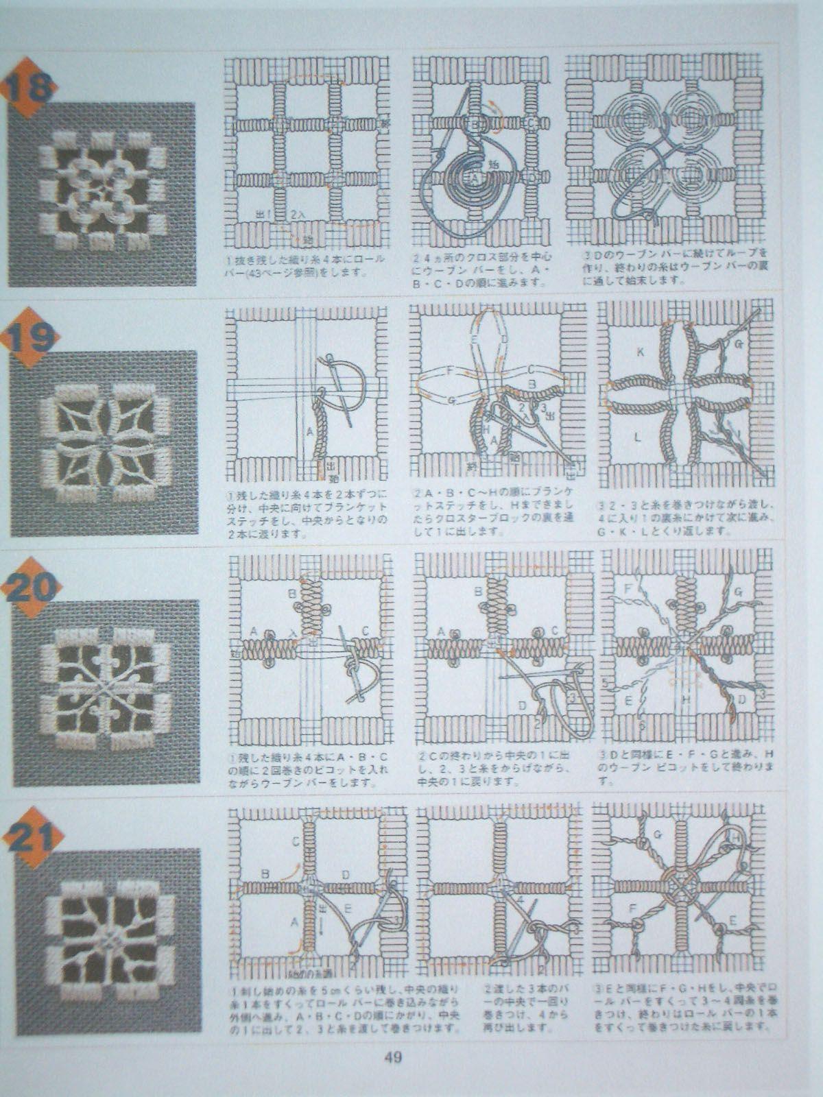 pingl par veronique deiler sur broderie hardanger embroidery embroidery et hardanger. Black Bedroom Furniture Sets. Home Design Ideas