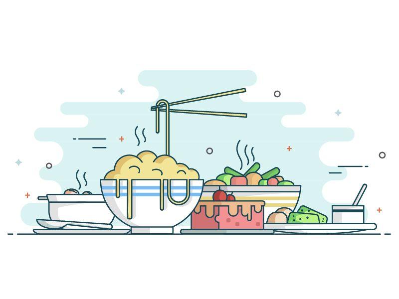 Wangs Kitchen Pixel Art Wang Character