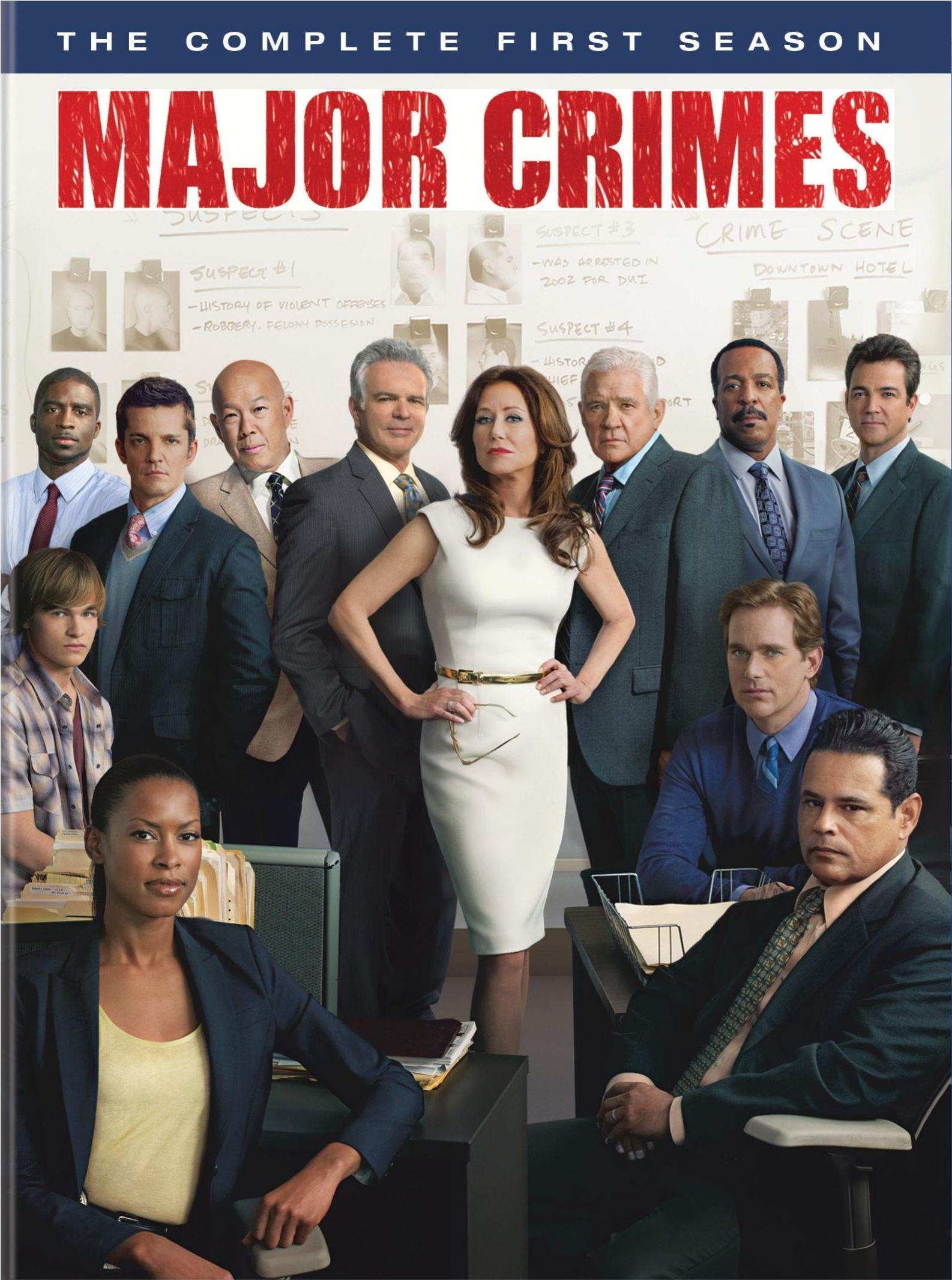 Resultado de imagem para Major Crimes