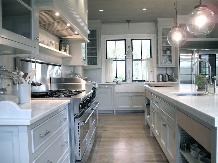 17 Best images about Gray Kitchen on Pinterest | Subway tile ...