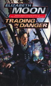 Where most space operas are predicated around the protagonist playing the hero in a war zone, Trading in Danger is all about skirting traditional conflicts.