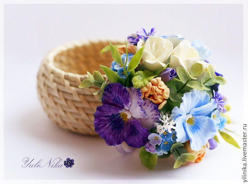 Шкатулка с виолой | Анютины глазки, Шкатулка, Цветы