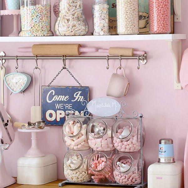 A Retro Pastel Kitchen and Baking Dream   Heart Handmade uk   Retro ...