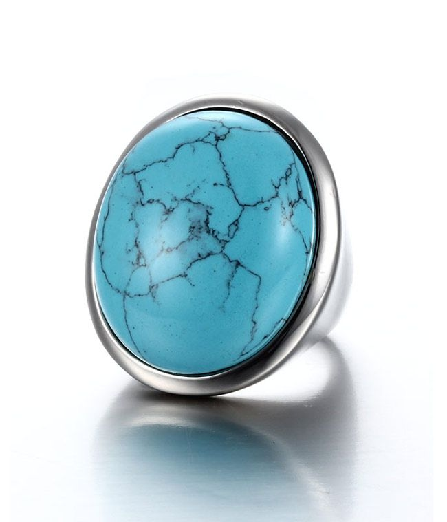 Turquoise ring | TURQUOISE | Pinterest | Turquoise rings