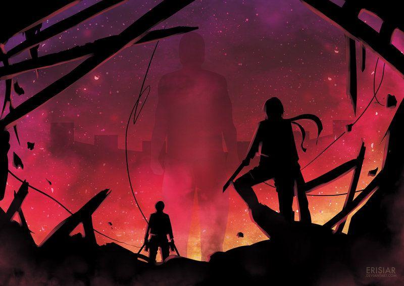 Attack On Titan By Erisiar On Deviantart Greenscreen Attack On Titan Jinx League Of Legends
