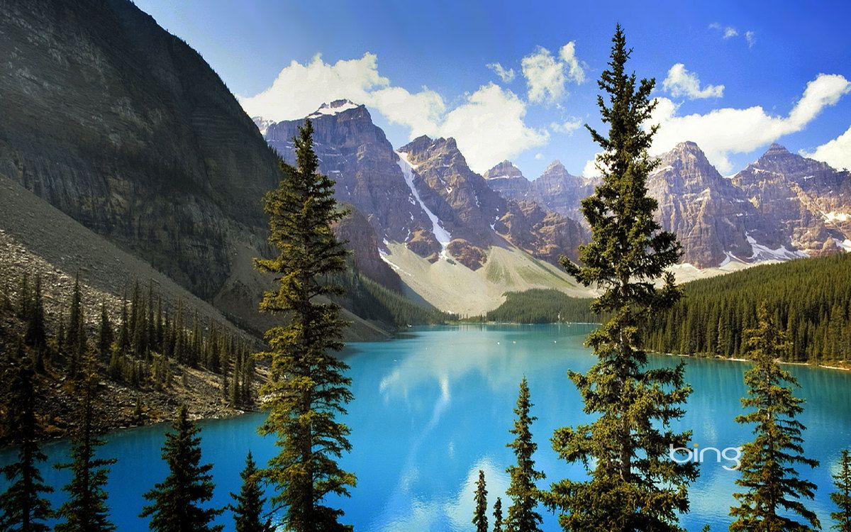 Things You Must See In Alberta This Summer   Moraine Lake Where: 2.5 Hours  From
