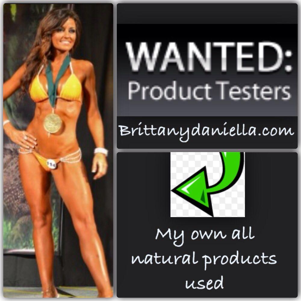 Need testers! https://Brittanydaniella.com