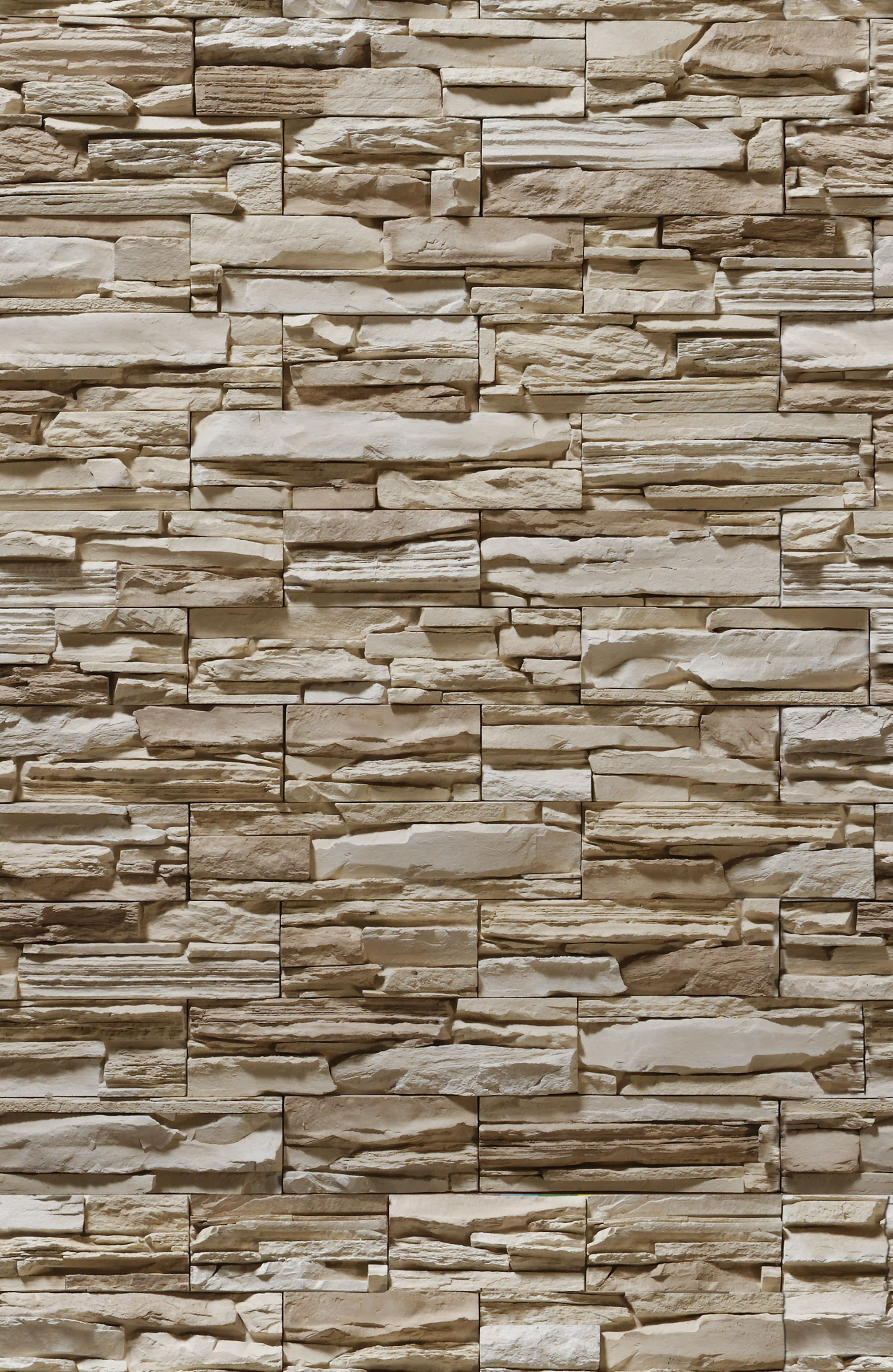 Stacked Like This But Pebbles Dikij Stone Wall Texture Stone