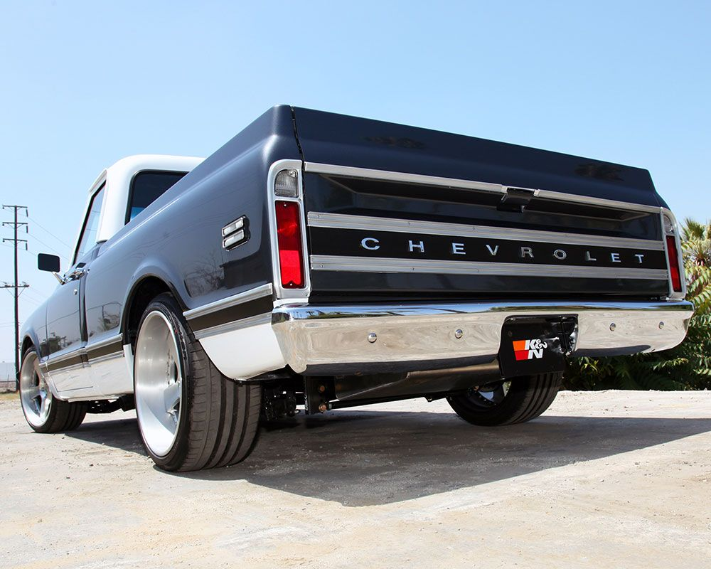 All Chevy 1969 chevy c10 for sale : The Fine Dime 1969 Chevy C10 Truck from Creations N' Chrome Scores ...