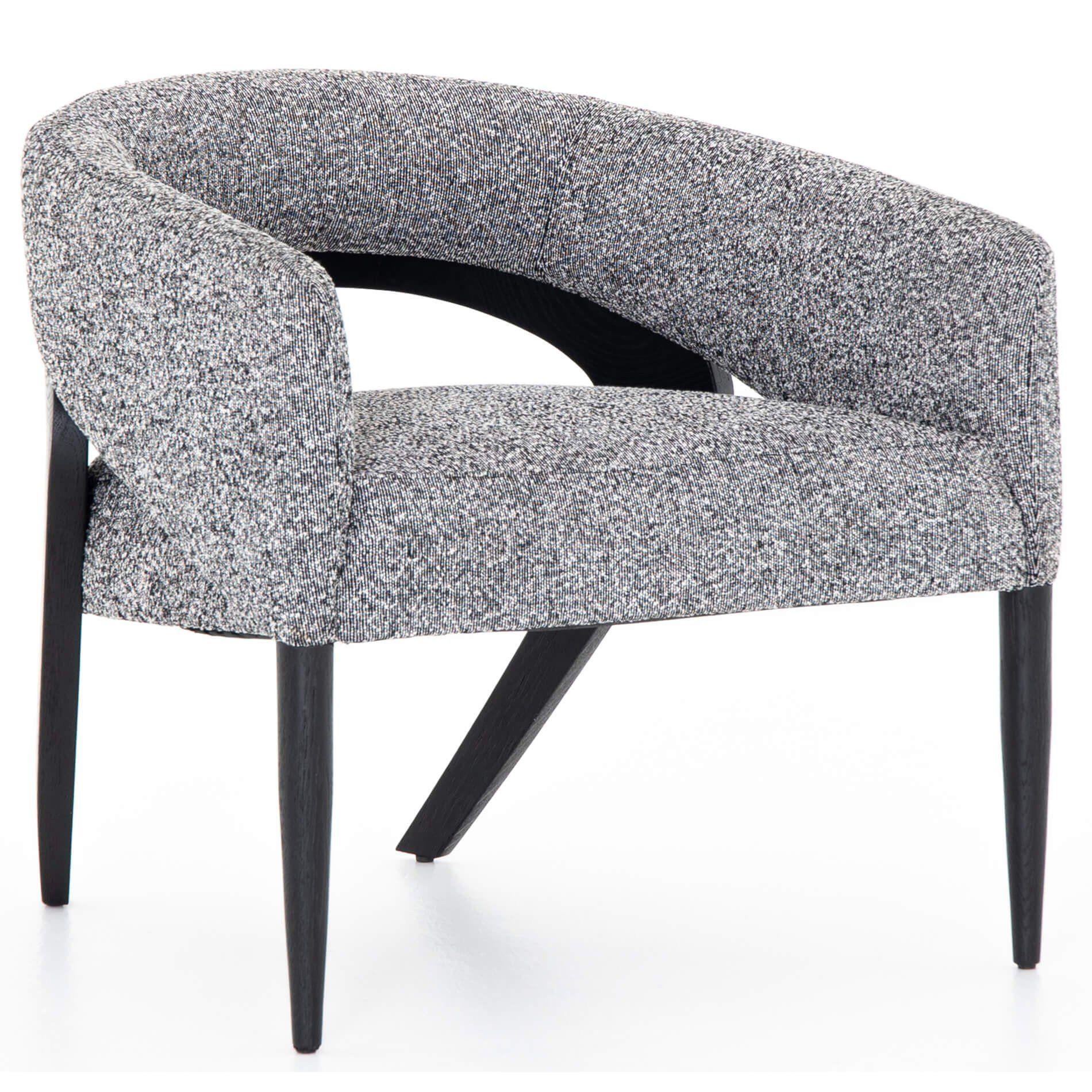 Atlas Chair Elder Onyx Mobilier Design Mobilier Fauteuil