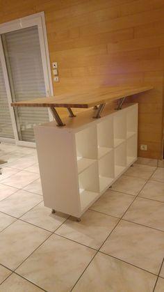 Jeder Kennt U0027Kallaxu0027 Regale Von IKEA! Hier Sind 8 Großartige DIY Ideen Mit  Kallax Regalen!   DIY Bastelideen