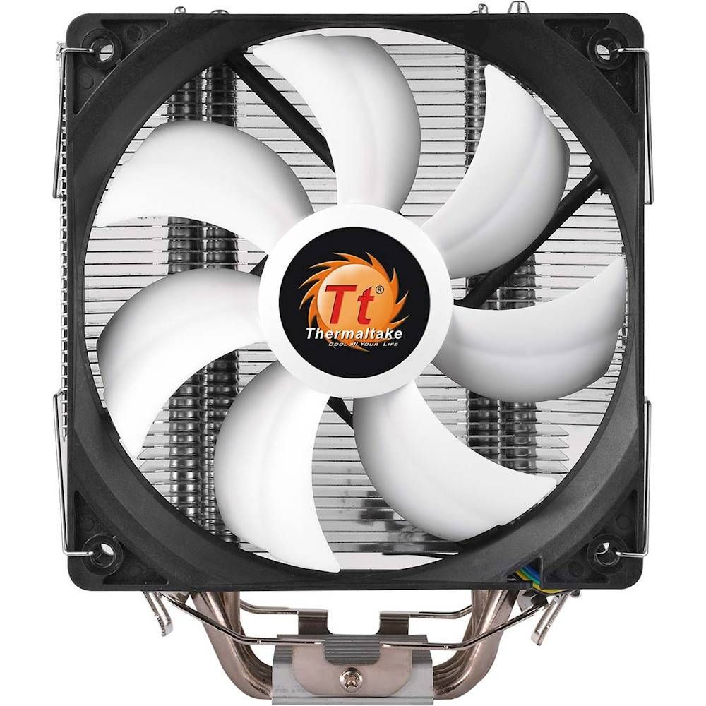 Thermaltake Contac Silent 12 120mm CPU Cooling Fan