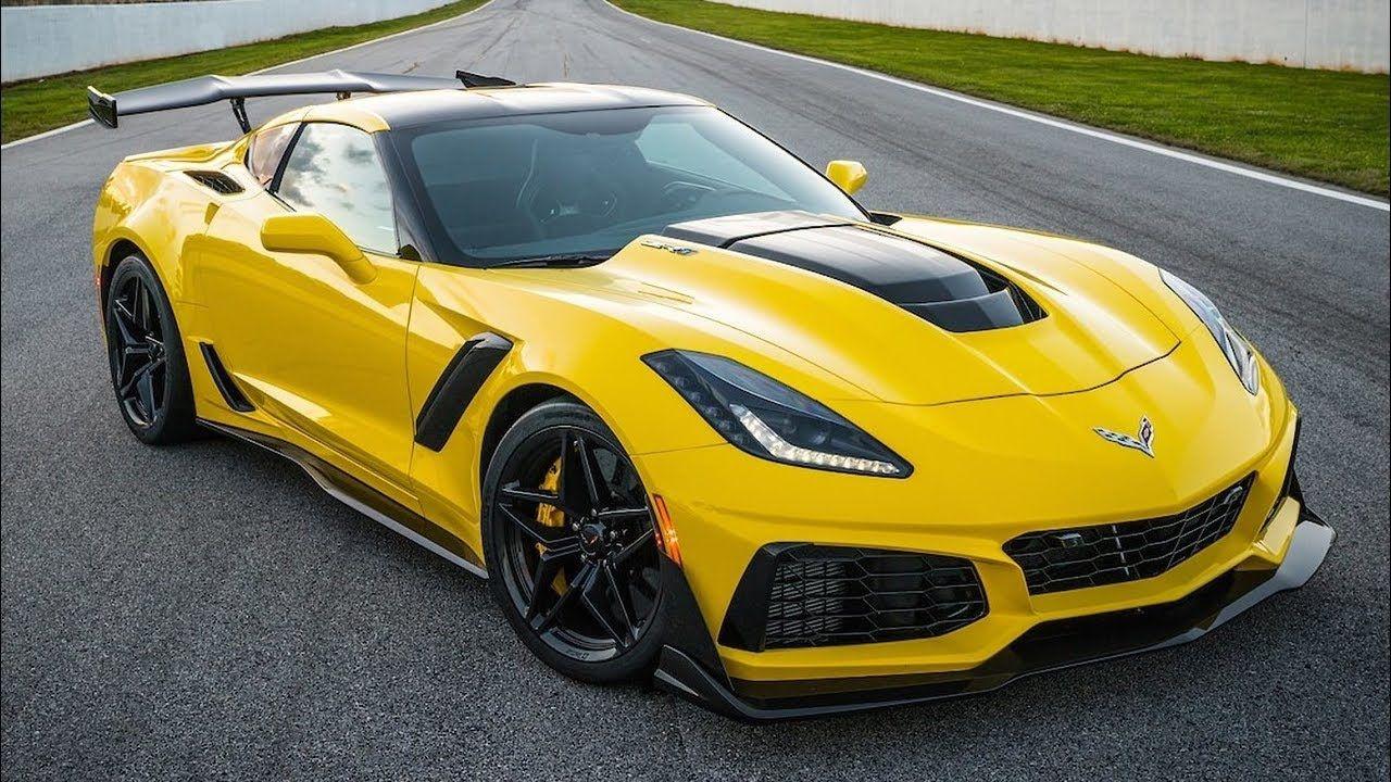 2019 Chevrolet Corvette ZR1 Corvette zr1, Chevrolet